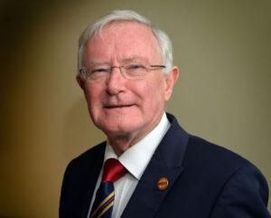 Gerard Mannix District Director 2020-2021